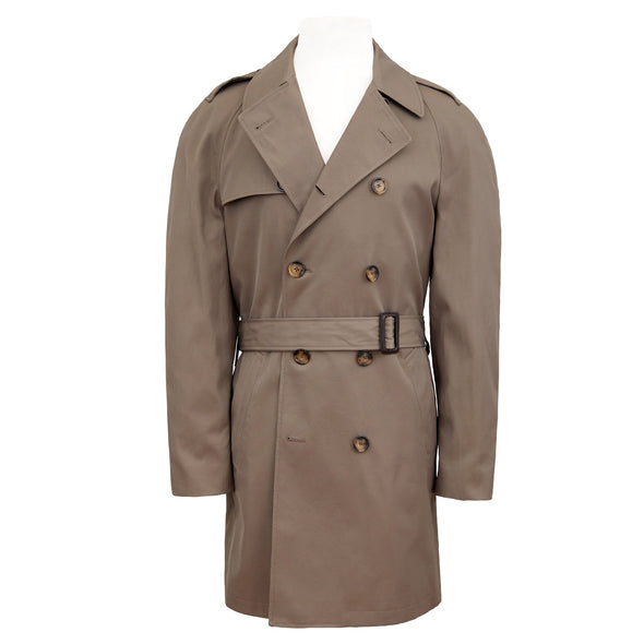 HENRY SARTORIAL TRENCH COAT