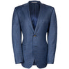 Canali Blue Check Jacket