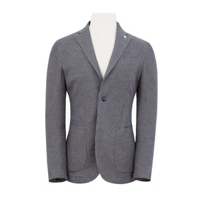 L.B.M 1911 HOUNDSTOOTH SINGLE BREASTED JACKET