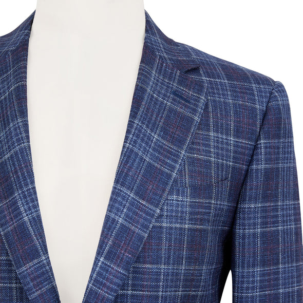 CANALI DOUBLE CHECK JACKET