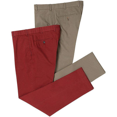 HILTL-HILTL PARMA COTTON CHINO-Henry Bucks