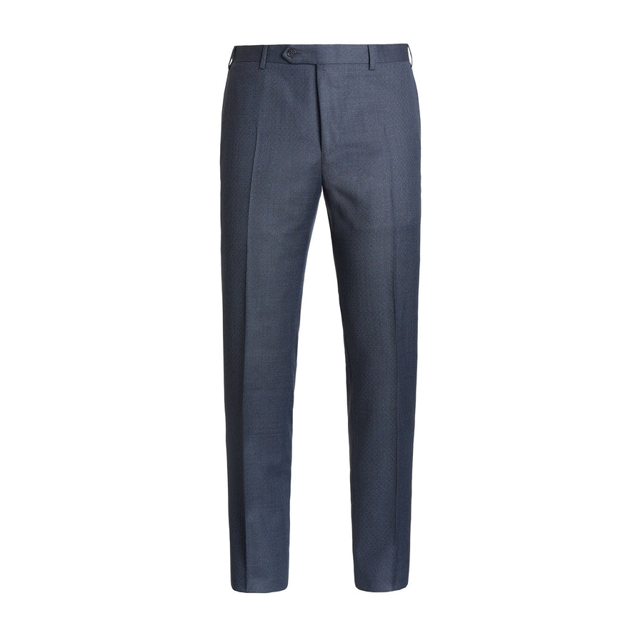 CANALI MICRO WEAVE TROUSER