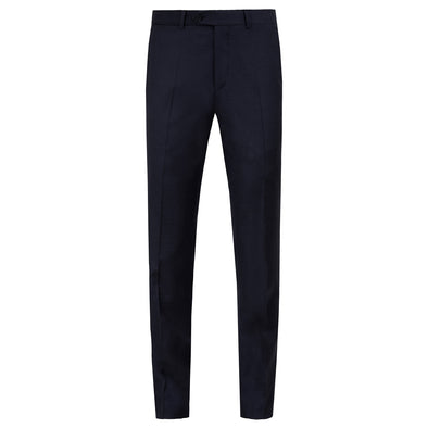 HENRY SARTORIAL LUX TWILL TROUSERS