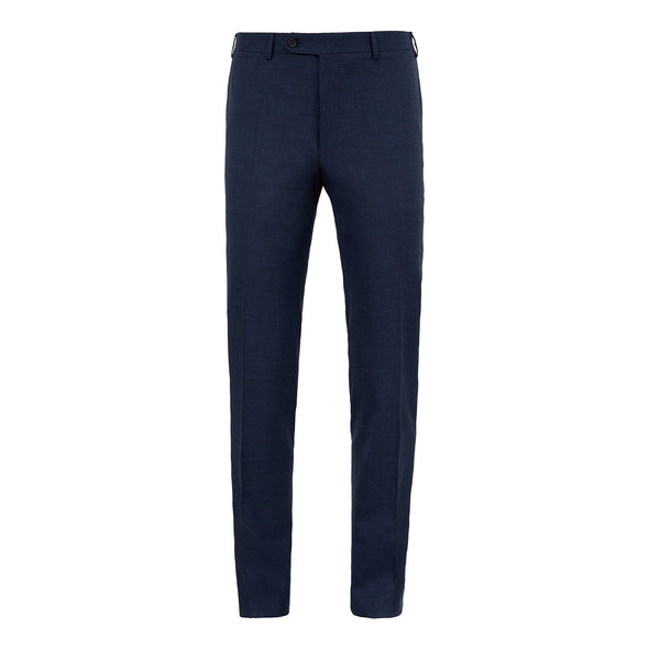 CANALI STRETCH WOOL TROUSER