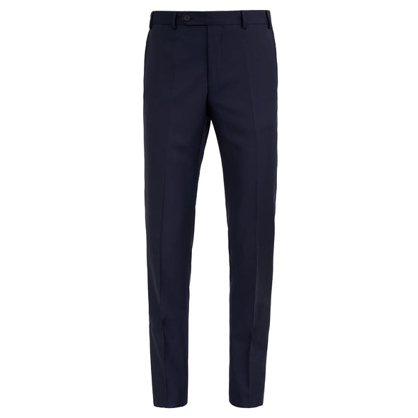 HENRY SARTORIAL FF TROUSER  CHARCOAL REG