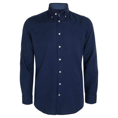 Hackett-Hackett Classic Oxford Cotton Shirt-Henry Bucks