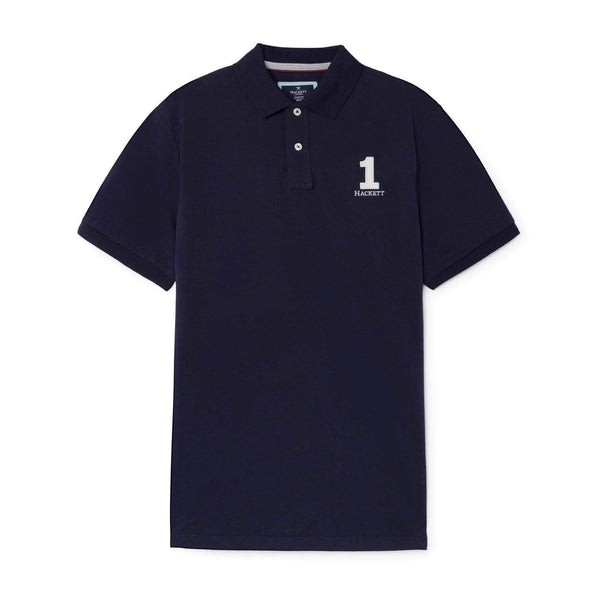 Hackett-Hackett New Classic SS Polo-Henry Bucks