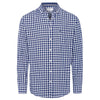BRAX OXFORD GINGHAM SHRT