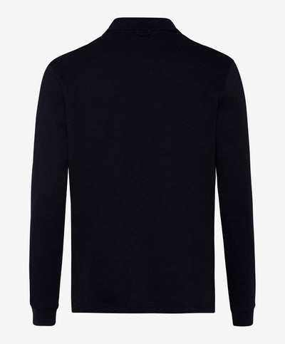BRAX LONG SLEEVE POLO