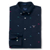 GANT FIL COUPE FLAGS SHIRT