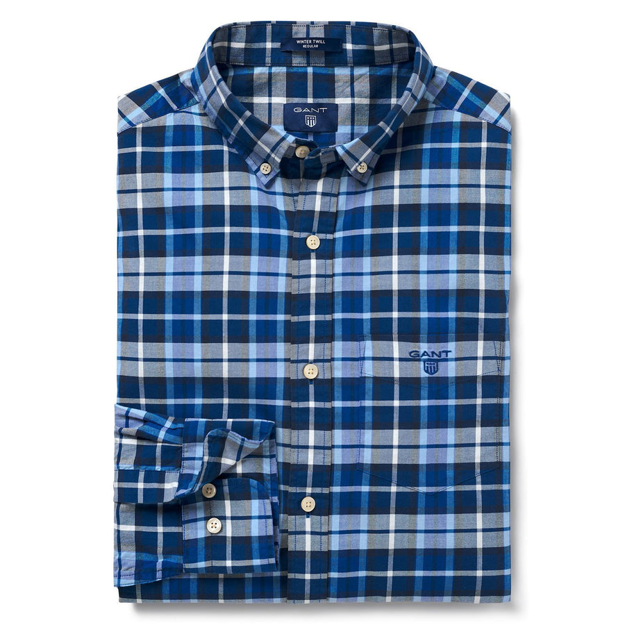 GANT WINTER TWILL SHIRT