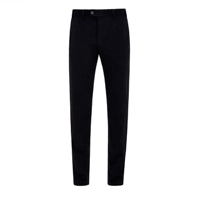 HILTL NAVY LUXURY TROUSER