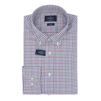 HACKETT MULTI GINGHAM SHIRT