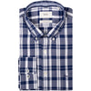 Brax Blue Check Shirt