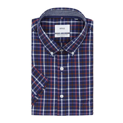 BRAX SHORT SLEEVE SHIRT