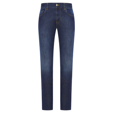 CANALI MEDIUM WASH JEAN