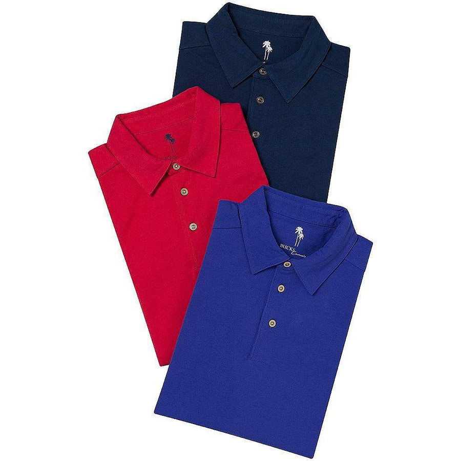 Bucks Casual SS Polo