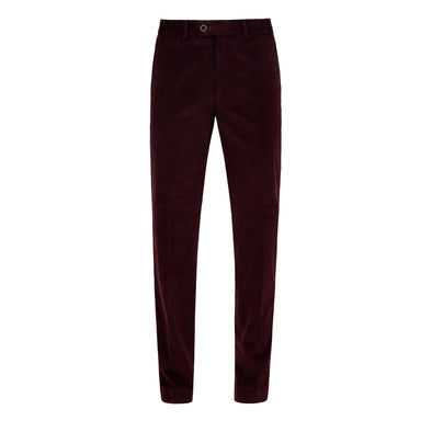 HILTL BORDEAUX PIN CORD TROUSER