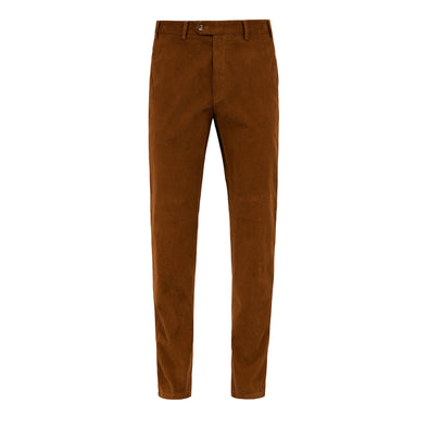 HILTL BROWN LUXURY TROUSER
