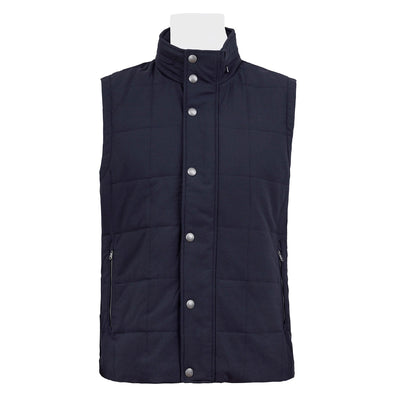 HACKETT WATER-REPEL WOOL GILET