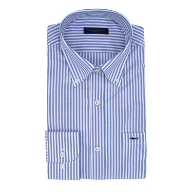 Paul & Shark OXFORD STRIPE SHIRT
