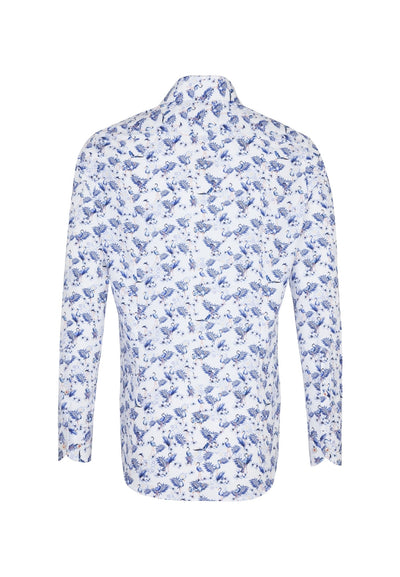 JACQUES BRITT JUNGLE PRINT SHIRT