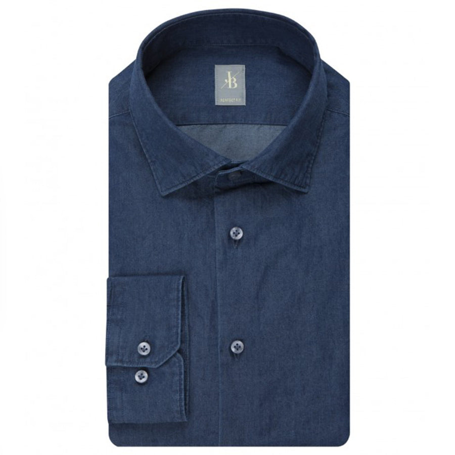 JACQUES BRITT DENIM SHIRT