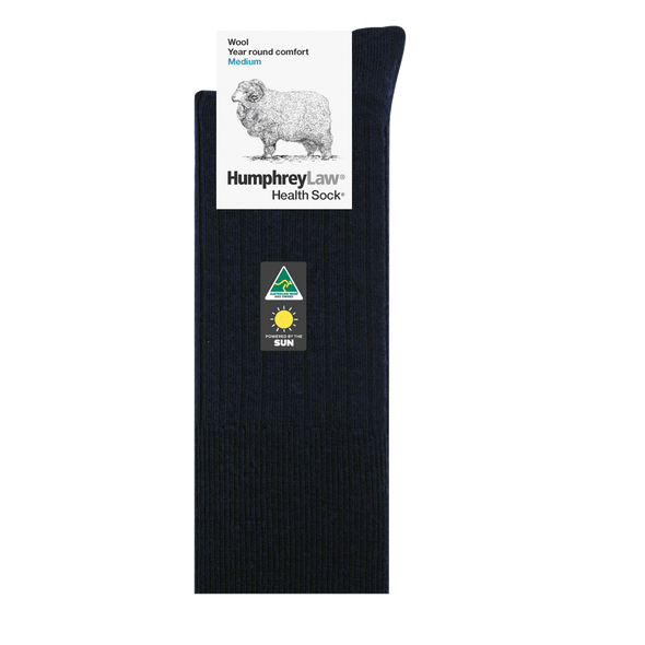 HUMPHREY LAW WOOL HEALTH SOCK