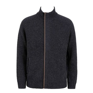 HENRY SARTORIAL KNITTED JACKET
