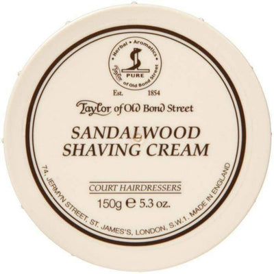 Taylor of Old Bond Street Shaving Cream Bowl - Sandalwood