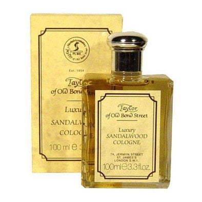 TAYLORS OF OLD BOND STREET-Taylor of Old Bond Street Cologne - Sandalwood 100-Henry Bucks