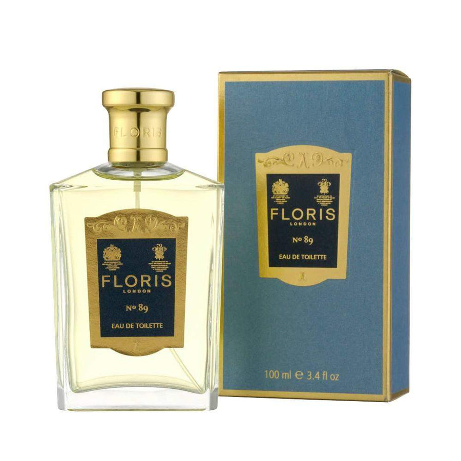 FLORIS OF LONDON-Floris Classic No. 89 Eau de Toilette-Henry Bucks