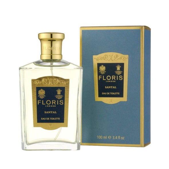FLORIS OF LONDON-Floris Santal Eau de Toilette-Henry Bucks