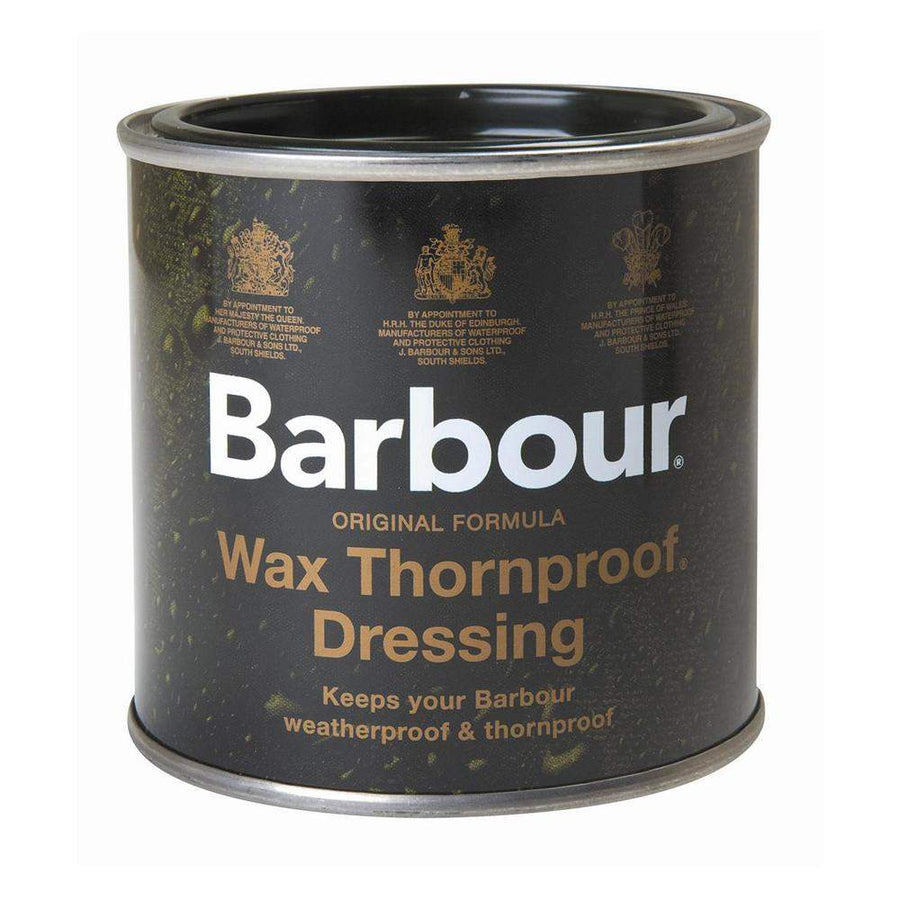 Barbour-Barbour Wax Thornproof Dressing-Henry Bucks
