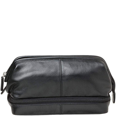 Things Terrific Leather Wash Bag