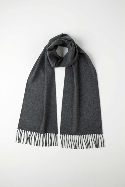 JOHNSTONS PLAIN CASH SCARF