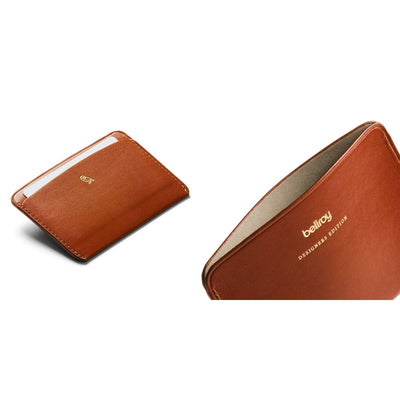 Bellroy Designer's Edition Leather Card Slip