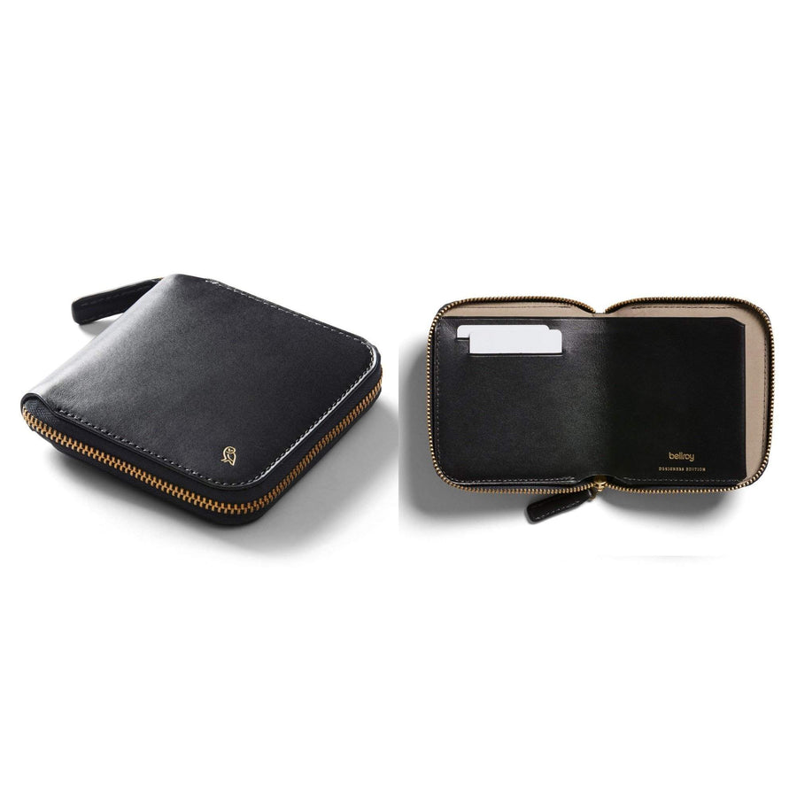 Bellroy-Bellroy Designer's Edition Leather Zip Wallet-Henry Bucks