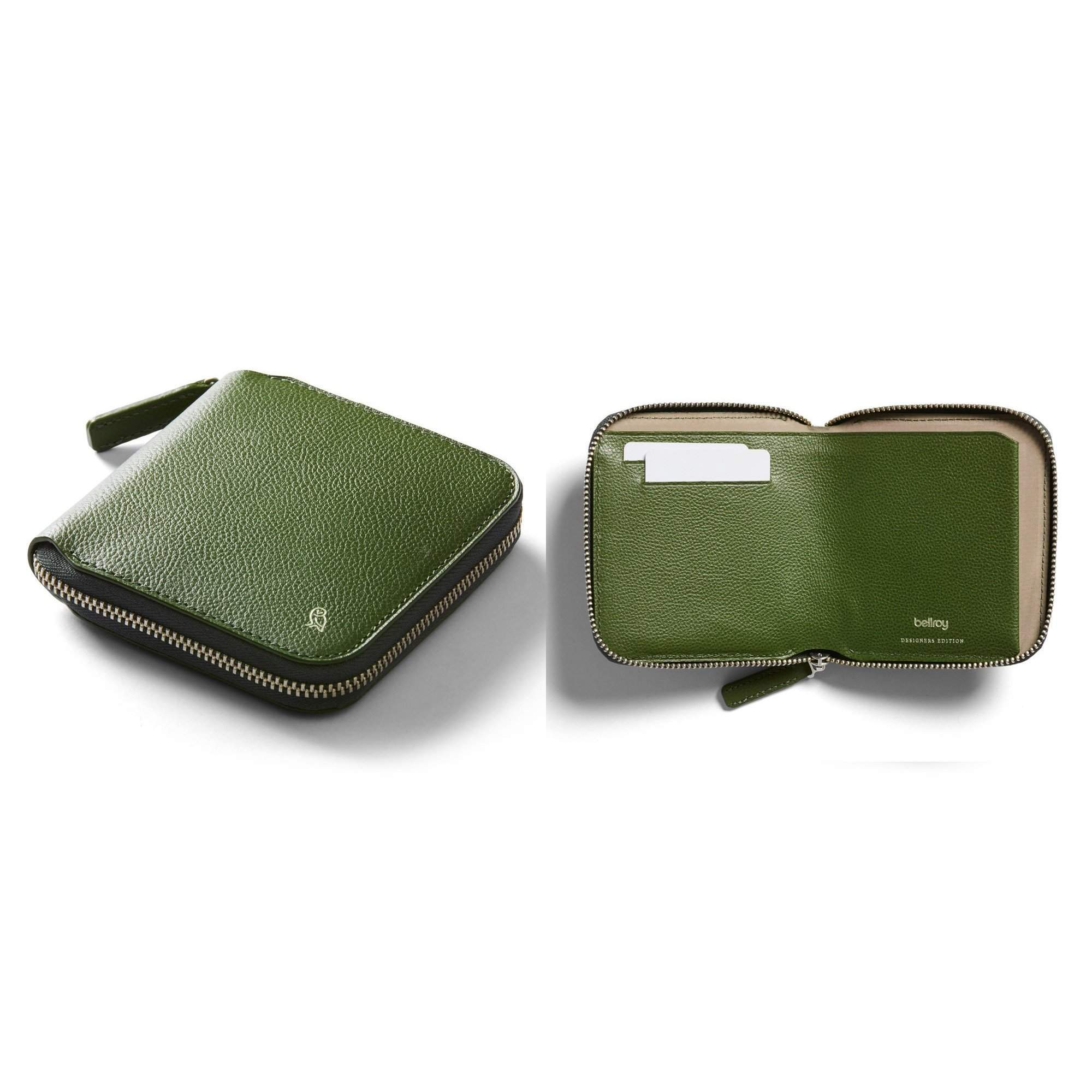 77b1073188 Bellroy Designer's Edition Leather Zip Wallet