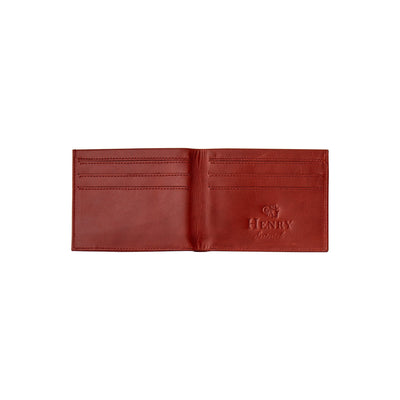 HENRY SARTORIAL PASCA FOLDED WALLET
