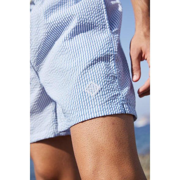GANT SEERSUCKER SWIM SHORTS