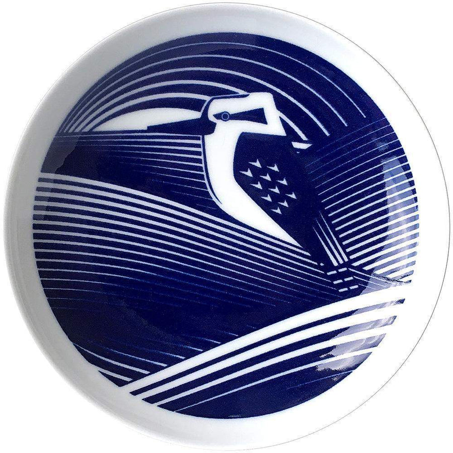 Laughing Kookaburra Plate