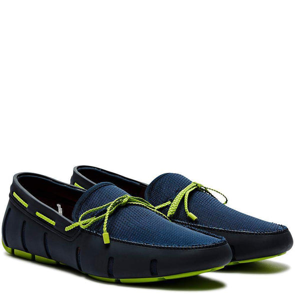 Swims-SWIMS BRAIDED LACE LOAFER-Henry Bucks