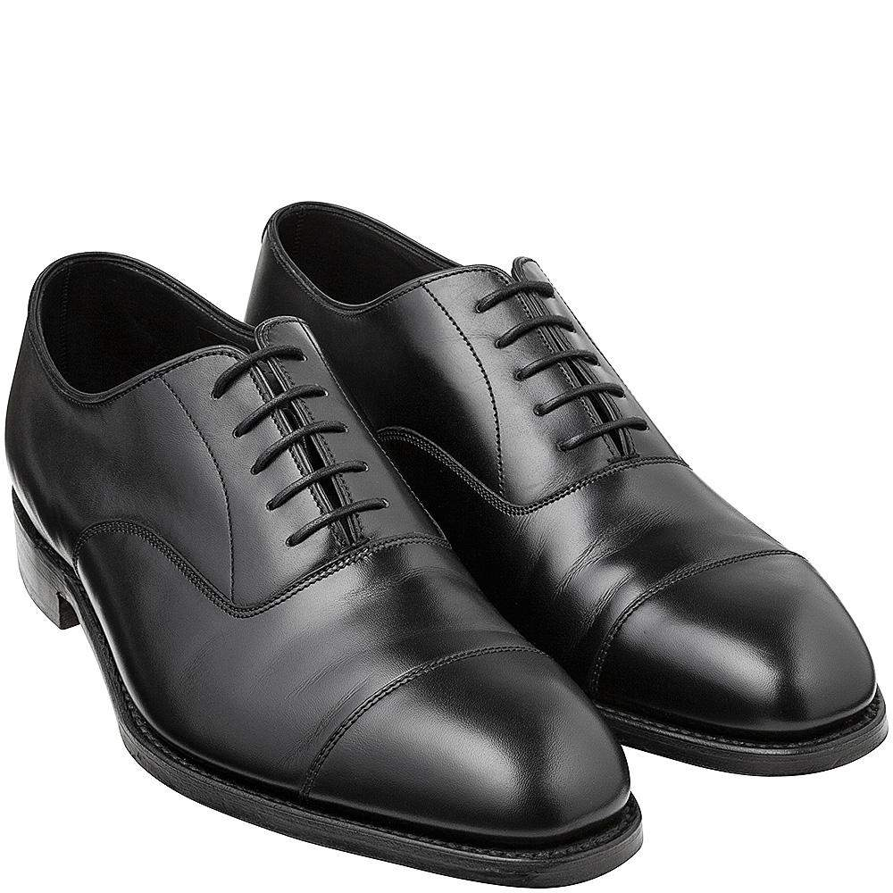28dad800 Loake Aldwych Oxford Leather Shoes - Henry Bucks
