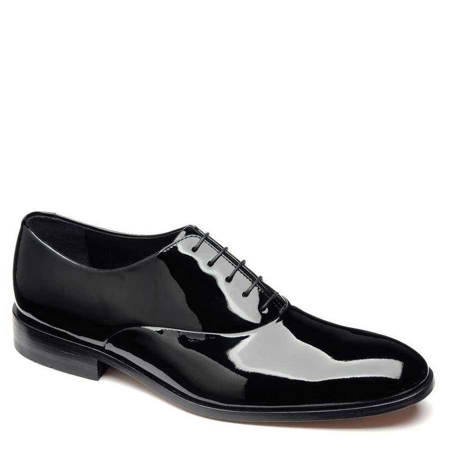 LOAKE PATENT OXFORD LEATHER DRESS SHOE