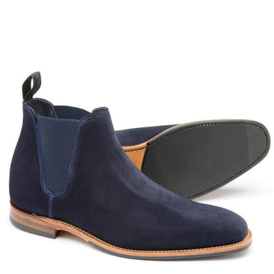 LOAKE BROS LTD.-LOAKE CAINE CHELSEA BOOT-Henry Bucks