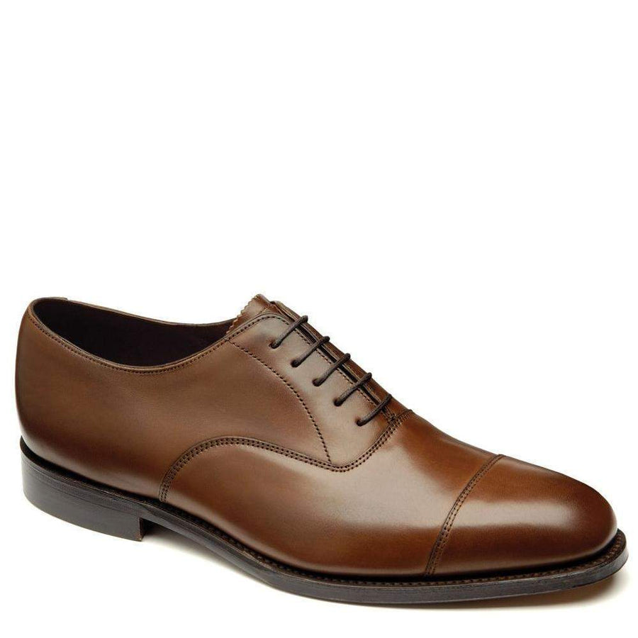 LOAKE ALDWYCH OXFORD LEATHER SHOE
