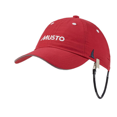 MUSTO FAST DRY CREW CAP  (online only*)