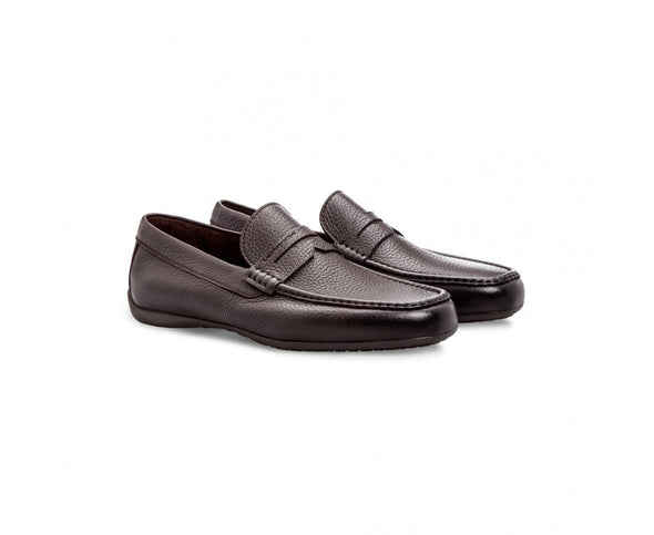 MORESCHI PANAMA SHOE BROWN