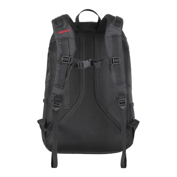 MUSTO COMMUTER BACKPACK BLACK *(Online Only)